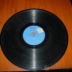Discos de pizarra: ANGELILLO (PASCUAL GODES Y FELIPE FERRER) AL PIE DEL LIMONERO PASODOBLE CON MEDIA GRANADINA ANGELIL. Lote 52938059