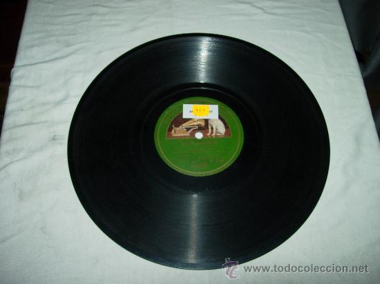 """MEDIA GRANADINA """"DE TI NO ME ACORDABA"""" MANUEL VALLEJO ACOPM. GUITARRA POR MONTOYA (Música - Discos - Pizarra - Flamenco, Canción española y Cuplé)"""