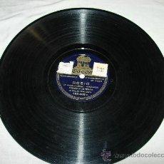 Discos de pizarra: ROSIO (R. DE LEON QUIROGA) PASACALLE ROSARILLO DE TRIANA AC. ORQ. DIR. MTRO. GODES. Lote 31590245