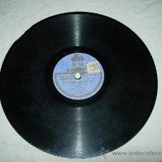 Discos de pizarra: LA MUJER DE PICHI (ALONSA Y J. SORIANO) SCHOTIS CELIA GAMEZ ACOMP. DE ORQUESTA CHACARRA. Lote 31590451