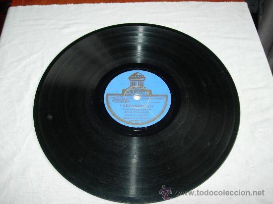 """FANDANGUILLO """"ERES LA BALA CERTERA"""" JESUS PEROSANZ ACOMP. GUITARRA MANOLO DE BADAJOZ (Música - Discos - Pizarra - Flamenco, Canción española y Cuplé)"""