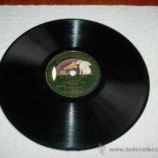 Discos de pizarra: LA CRUZ DE MAYO (S. VALVERDE Y M. FONTI) POR LA GOYA ACOMP DE ORQUESTA. Lote 31593534
