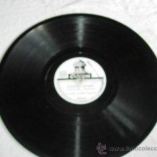 Discos de pizarra: EMBRUJO GITANO (OCTAVIO CUNILL) PASODOBLE GRANADA, ORQUESTA ESPAÑOLA. Lote 31606052