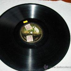 Discos de pizarra: LOS MOLINOS DE VIENTO (LUNA) SERENATA CANTADA POR EL SR. CRESPO CON ACOMP. DE ORQUESTA DAJO LA DIREC. Lote 31646712