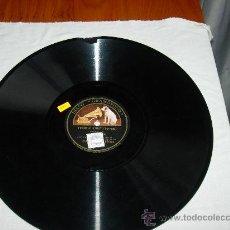 Discos de pizarra: TREMOLO STUDY (TARREGA) SOLO DE GUITARRA . Lote 31647050