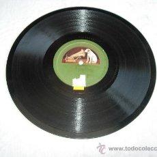 Discos de pizarra: EL SOBRE VERDE (GUERRERO) CHARLESTON POR LA ORQEUSTA DEL GRAMOFONO. Lote 86229140