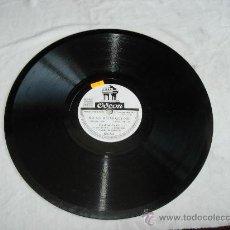 Discos de pizarra: NOME DIGAS QUE NO (QUIROGA Y LEON) TANGUILLO CONCHITA PIQUER AC. GUIT. POR ESTEBAN DE SANLUCAR Y MEL. Lote 32059222
