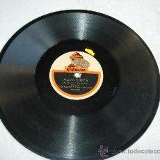 Discos de pizarra: MARGARITA (AL. SHERMANN Y BON BERNIE) FOX-TROT THE MELODY SHEIKS- NEW YORK. Lote 32096280