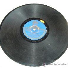 Discos de pizarra: FANDANGUILLOS (A. JIMENEZ)