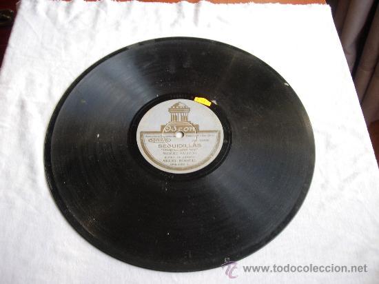 """SEGUIDILLAS """"DESGRACIADO SOY """" MANUEL VALLEJO ACOMP. DE GUITARRA MIGUEL BORRULL (Música - Discos - Pizarra - Jazz, Blues, R&B, Soul y Gospel)"""