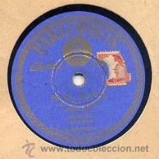 Discos de pizarra: SAM LANIN / RIO RITA / RIO RITA (EL KINKAJOU) PARLOPHON 25.485. Lote 32640512