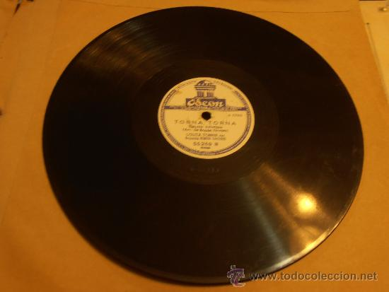Discos de pizarra: DISCO DE PIZARRA, LOLITA TORRES, CANTANDO SOY ESPAÑOLA - Foto 3 - 32918130