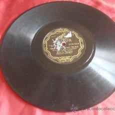 Discos de pizarra: DISCO DE PIZARRA MAURICE CHEVALIER. Lote 32925031