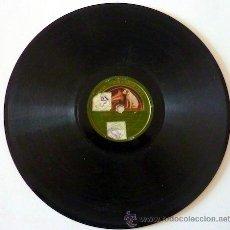 Discos de pizarra: LA ARGENTINITA. DISCO DE PIZARRA 78 RPM. LA VOZ DE SU AMO. CANTE JONDO / TANGO ROSA. Lote 33081082