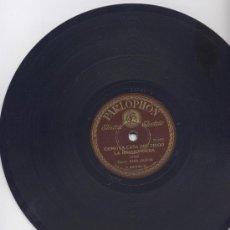 Discos de pizarra: UN DISCO DE JÓTAS J OTAS ARAGONESAS RIA. Lote 33399515
