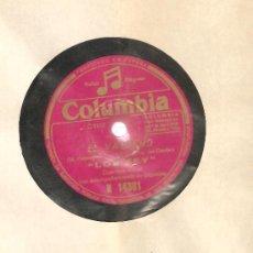 Discos de pizarra: LOS XEY : ANA MARIA + EL VAQUERO . Lote 33471766