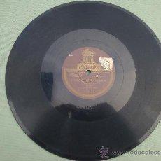 Discos de pizarra: DISCO DE PIZARRA -ODEÓN - CANÇO DE TAVERNA Y PEL TEU AMOR. Lote 33538453