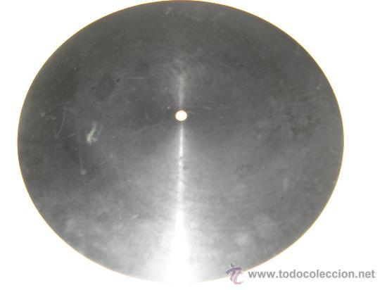 Discos de pizarra: Disco de Pizarra de una Sola Cara RIGOLETTO ** MARIA GALVANY ** - Foto 2 - 33841316