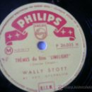 Discos de pizarra: WALLY STOTT Y SU ORQUESTA (PIZARRA). Lote 34441740