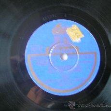 Discos de pizarra: GRAN ORQUESTA ODEON. OLAS DEL DANUBIO (PIZARRA). Lote 34441780