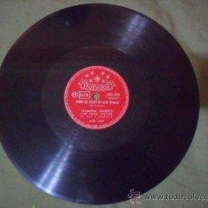 Discos de pizarra: JACQUELINE FRANÇOIS. VIENS AU CREUX DE MON EPAULE / TOI, DISQUES POLYDOR. Lote 35002314