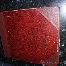 Disques en gomme-laque: ALBUM COMPLETO DE 12 DISCOS EN PIZARRA. Lote 35593982