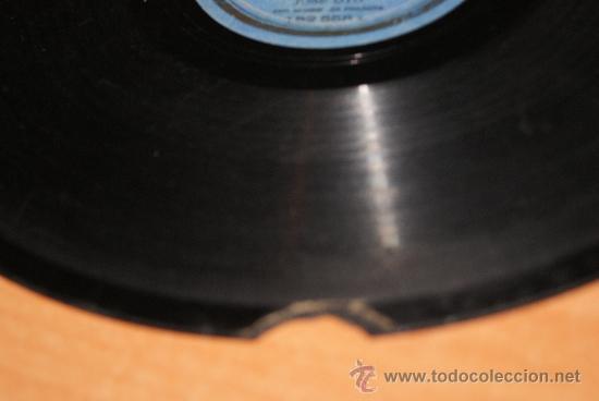 Discos de pizarra: DISCO DE PIZARRA JOTAS ARAGONESAS DE JOSE OTO/RARO - Foto 2 - 35737053