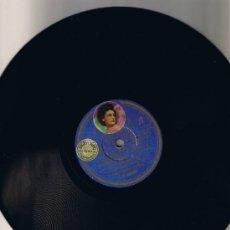 Discos de pizarra: CELIA GAMEZ Y TIPLES - GRAN REVISTA - NO QUIERO RECORDAR - GULÚ GULÚ GULÚ - SIN FUNDA - FOTO. Lote 36056152
