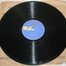 Discos de pizarra: SANTIAGO MARQUINA PARLOPHON - PASODOBLES - DISCO DE PIZARRA GRAMOFONO. Lote 36961410