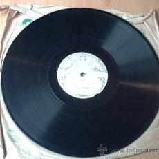 Discos para gramofone: DISCO DE PIZARRA GIUSEPPE ANSELMI . Lote 37094065