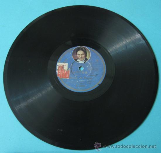 GRACIA DE TRIANA. NO PUEDO QUERERTE / SERENO. COLUMBIA R14355 (Música - Discos - Pizarra - Flamenco, Canción española y Cuplé)