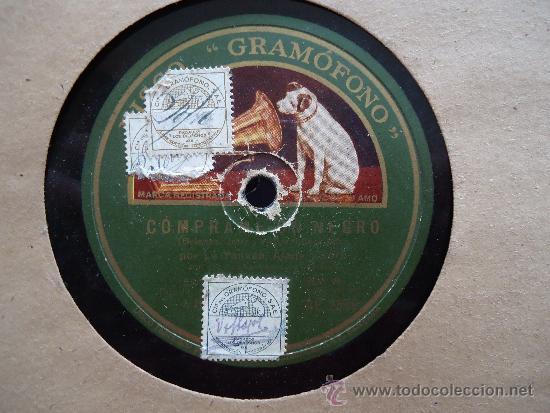Discos de pizarra: DISCO PIZARRA.'COMPRAME UN NEGRO'-'MI LAGARTERANA' LA YANKEE, ALADY Y CORO - Foto 2 - 37292560