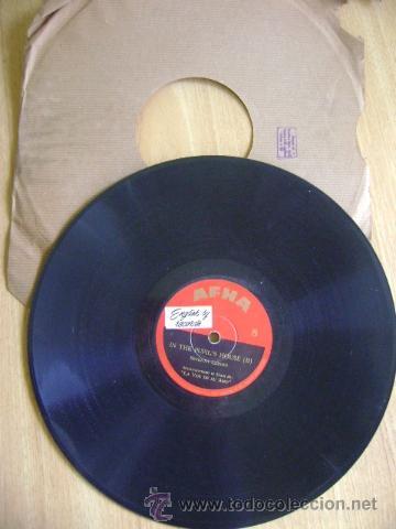 Discos de pizarra: ENGLISH BY RECORDS - AFHA. CURSO INGLES - In the Pupils House I - II. DISCO Nº 7 y 8 - Foto 3 - 37438508
