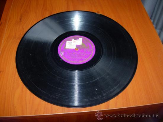 DOÑA SOL (S. VALVERDE, R. DE LEON Y M. L. QUIROGA) PASODOBLE- CANCION CONCHITA PIQUER CON ACOMPAÑAMI (Música - Discos - Pizarra - Solistas Melódicos y Bailables)