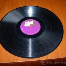 Discos de pizarra: DOÑA SOL (S. VALVERDE, R. DE LEON Y M. L. QUIROGA) PASODOBLE- CANCION CONCHITA PIQUER CON ACOMPAÑAMI. Lote 37458624