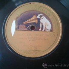 Discos de pizarra: DISCO DE PIZARRA . Lote 37542078