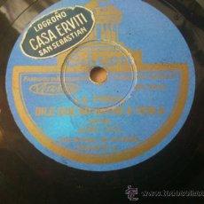 Discos de pizarra: DISCO DE PIZARRA . Lote 37542084