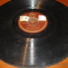 Discos de pizarra: DISCO PIZARRA VALS. Lote 38400931