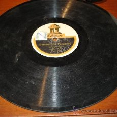 Discos de pizarra: DISCO PIZARRA FOX-TROT. Lote 38400962
