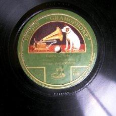 Discos de pizarra: DISCO 78 RPM PIZARRA. - ESPAÑA ( VALS ) - REVE DE VALSE (VALS STRAUSS ). POR CONJUNTO DE ACORDEONES.. Lote 38417365