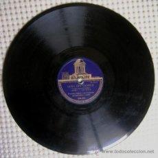Discos de pizarra: DISCO 78 RPM ROBERTO INGLEZ Y SU ORQUESTA - ¡ QUE VA ! (BOLERO) - LUNA DEL TROPICO.. Lote 38450555