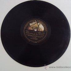 Discos de pizarra: DISCO PIZARRA. Lote 38831586
