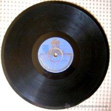 Discos de pizarra: DISCO 78 RPM PIZARRA - CORAZON GITANO (PASODOBLE) - ¡ VEN CIRILA, VEN ! ( PASODOBLE COREADO ) ODEON. Lote 38988692