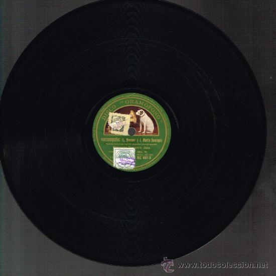 ORQUESTA DEMON'S JAZZ - PORTORRIQUEÑAS / DON TRIFON - DISCO PIZARRA (Música - Discos - Pizarra - Jazz, Blues, R&B, Soul y Gospel)