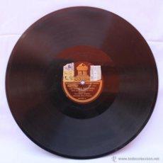 Discos de pizarra: LA PICARA MOLINERA, ROMANZA, TEN. PEPE ROMEU, DIRECCION: MTRO. FUENTES. Lote 39914281