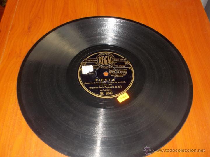 Discos de pizarra: disco regal amor verdadero y sincero y fiesta - Foto 4 - 40036007