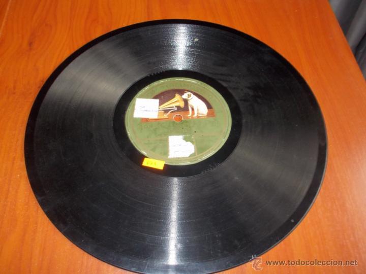 Discos de pizarra: Disco gramofono JOV - JOV (sugrañes y Clara) - Foto 2 - 40036932