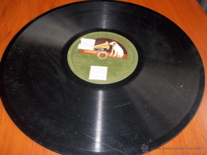 Discos de pizarra: Disco gramofono JOV - JOV (sugrañes y Clara) - Foto 3 - 40036932