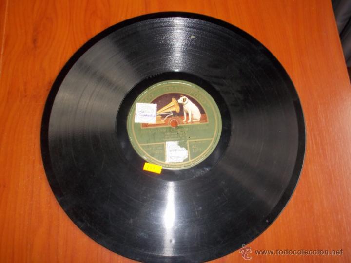 Discos de pizarra: Disco gramofono JOV - JOV (sugrañes y Clara) - Foto 4 - 40036932