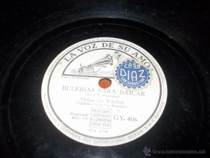 Discos de pizarra: La caleta disco la voz de su amo - Foto 4 - 40342063